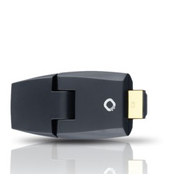 Oehlbach Real Matrix Swivel : Adaptateur HDMI pivotant à 180°
