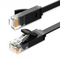 Ugreen câble réseau RJ-45 plat noir cat 6 (grandes longueurs)
