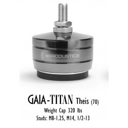 IsoAcoustics Gaia-Titan Theis (lot de 4)