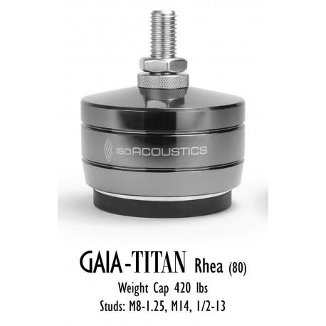 IsoAcoustics Gaia-Titan Rhea