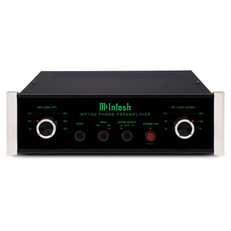 McIntosh MP100 : préamplificateur phono