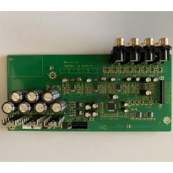 OPPO BDP-93EU : carte audio analogique