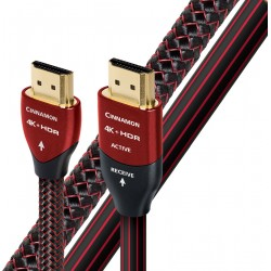 Câble hdmi 2.0 Audioquest Cinnamon 18 Gbps